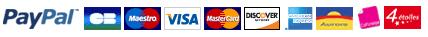 Paypal & Credit Card
